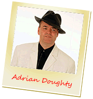 Hire Comedian Adrian Doughty in Crowborough, East Sussex