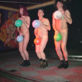 Night Club Entertainment ,  Balloon Darncers  London