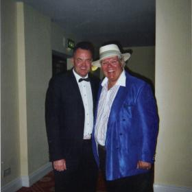 Roy Chubby A True Gentlman Brown and Adrian Doughty
