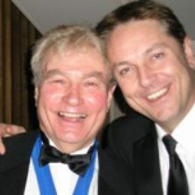 George Sunders Grand Order water Rat with Brian Conley