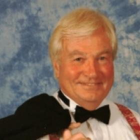 Uk Comedian   George Sunders Member Grand Order Water Rats