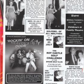 Encore Magazine