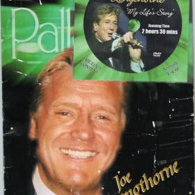 Supporting Joe Longthorne on stage at the London Palladium