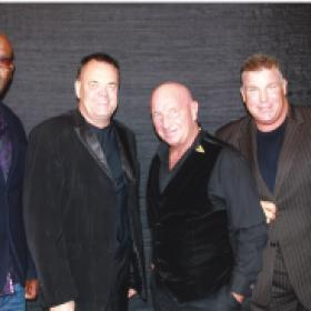 Dave Courtney.Cass Penant, Joe Egon, Adrain Doughty