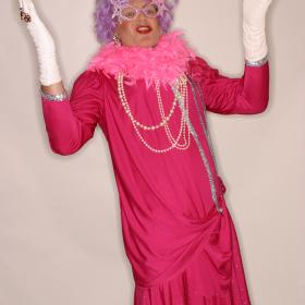 Drag Queen for Brighton Hen Night