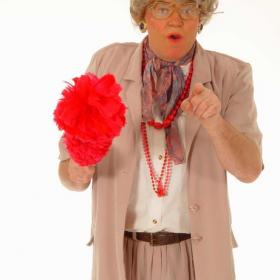 Mrs Doughtyfire (Doubtfire) Impersonation / Drag Act