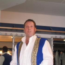 Singer Dave Kristion