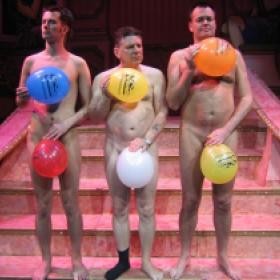 OddBalls Naked Balloon Darncers   Northampton