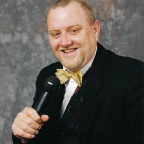 UK  Comedian friend Stewart Masters
