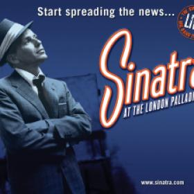 Frank Sinartra London Pladium Swing Act